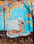 How to Paint your Dragon. June 10-14 from 1-4 p.m.