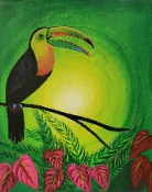 Toucan. Saturday, June 15th, 3:30 to 6:00 p.m.