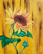 You're a Sunflower. Saturday, September 21st, 3:30 to 6:00 p.m.